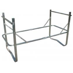 Support brancard en acier inoxydable standard