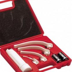 Coffret Laryngoscope polycarbonate FO