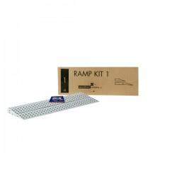 Kit de rampe de seuil modulaire excellent