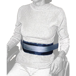 Ceinture slim simple de maintien au fauteuil MAD et HAD