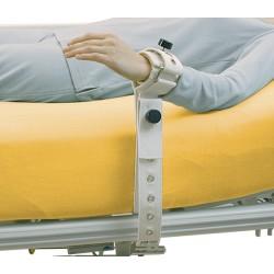 Fermeture de sécurité pour ceinture de lit Segufix