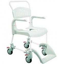 Chaise de douche Clean Etac verte