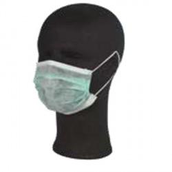 Masque de soin à élastiques