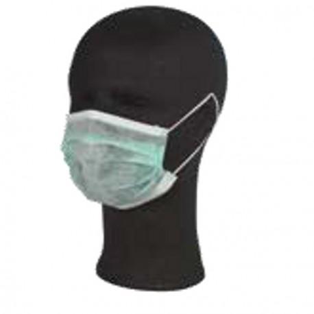 Masque-de-soins-à-élastiques