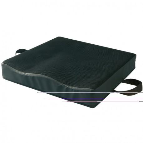 accessoires pour fauteuil roulant coussin en mousse visco lastique. Black Bedroom Furniture Sets. Home Design Ideas