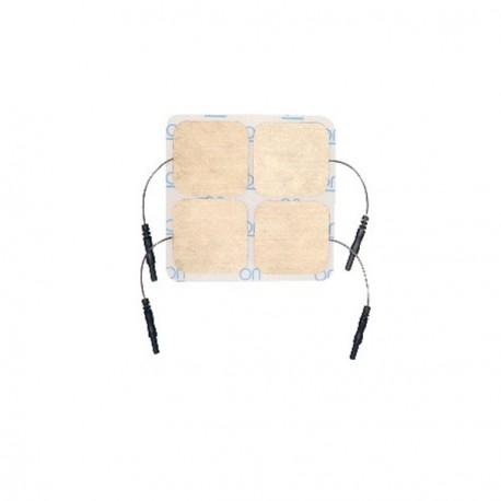 Stimex électrodes autocollantes carrées