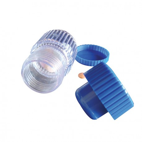 Coupeur-broyeur de comprimés 3 en 1