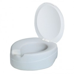 Rehausse wc contact plus, avec abattant