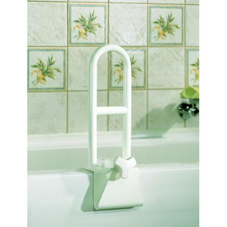 Barres d 39 appui vitility poign e de s curit de bain for Poignee de securite salle de bain