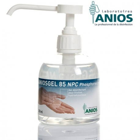 ANIOSGEL 85 NPC - Gel Hydroalcoolique - Flacon de 300 ml