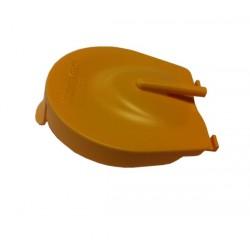 Couvercle jaune pour téterelle Mamivac
