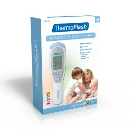 ThermoFlash Sans Contact Multifonction