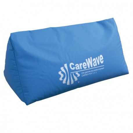 Coussin Carewave triangulaire