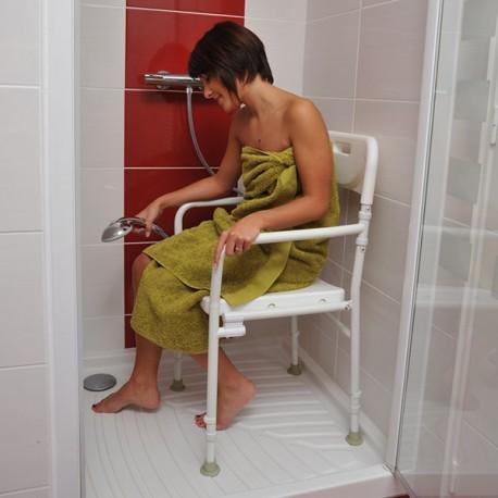 Siège de douche Tobago pliable